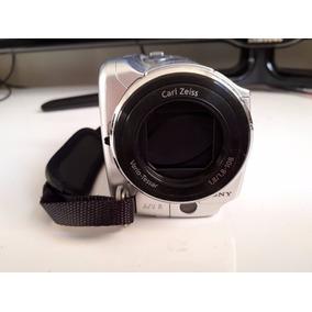 Filmadora Sony Dcr - Sr88 120gb Handycam Perfeita