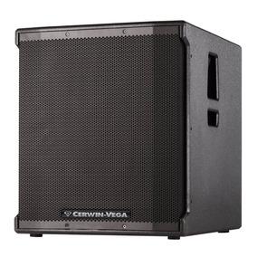 Subwoofer Cerwin Vega Cve-18s 1000w Clase D Bluetooth Msi!