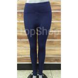 Leggins Color Gym Deportivos Corte Alto Pantalon Importado