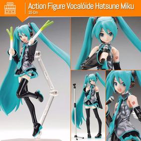 Action Figure Vocalóide Hatsune Miku 15 Cm