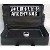 Pedalboard - Plataforma De Fx -45x27 Con Estuche Semi Rigido