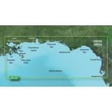 Garmin Vus012r - Tampa To New Orleans - Sd Card