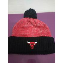 Touca Gorro Chicago Bulls Original Nba Mitchell & Ness