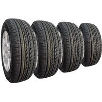 Kit 4 Pneu 195/65 R15 Remold Gw Tyre Pirelli 5 Anos Garantia