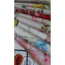 Super Kit Tecidos Patchwork Retalhos - Estampado 30x50cm