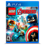 Juego Para Playstation 4 Lego Marvel Avengers