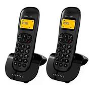 Telefone S/fio Alcatel C250 Duo 6.0 Com Identi. De Chamadas