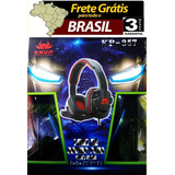 Fone De Ouvido Para Video Game Para Pc/p3/p4 Kp 357+ Brinde