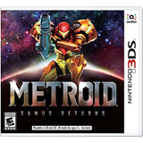 ..:: Metroid Samus Returns ::.. Para Nintendo 3ds