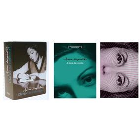 Kit Livros Clarice Lispector 6 Livros Novos E Lacrados