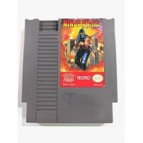 Ninja Gaiden Nes Nintendo Original Garantia Retromex Tcvg