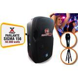 Parlante Sigma 156 American Xtreme 50000 Watts