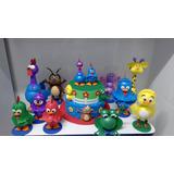 Enfeite Festa Infantil Galinha Pintadinha + Bolo Decorativo