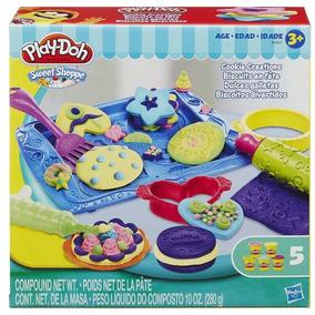 Play-doh Fábrica De Galletas