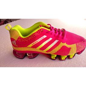 Tenis adidas Bounce Flyknite Para Dama !