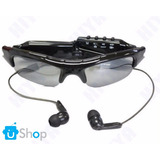 Camara Gafas Lentes Sol Sport Mp3 Espia Spy Hd Uv400