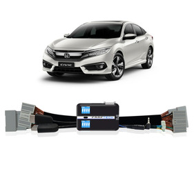 Desbloqueio Central Multimídia Usb Hdmi Civic G10 2017 2018
