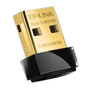 Adaptador Tp Link Wifi Usb Nano P/ Computadora Pc Lap Wn725n