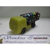 Caminhão Fnm Plastico Bolha Transporte Cavalos Era R$90,00