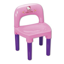 Cadeira Hello Kitty Cadeira Monte Líbano Infantil Rosa