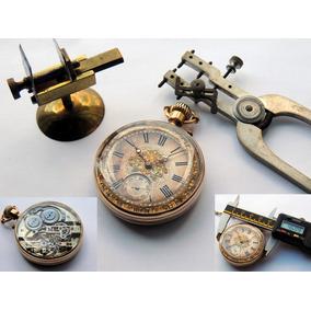 Relógio De Bolso Em Ouro - Único - Arte Pura Circa 1880