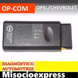 Interface Scanner Op Com Interfaz Linea Opel Chevrolet Opcom