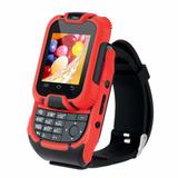 Relógio Celular Android Tela Touch Dual Chip Com Bluethooth