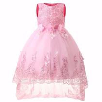 Vestido Infantil Primeira Comunhão Dama De Honra