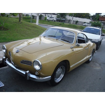 Vw Karmann Ghia/ Guia Sp2/puma