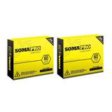 Kit 02 Somapro Original 60 Comprimidos - Somatodrol