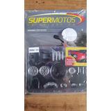 Super Motos De Coleccion - Honda Cbr1000 - La Nacion - N3