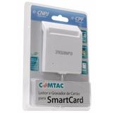 Leitor E Gravador De Cartão Smartcard E-cnpj, E-cpf Comtac