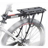 Parrilla Para Alforjas De Bicicleta Peso Max 110 Lbs