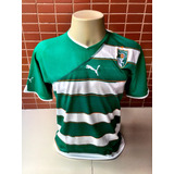 Lindíssima!!! Camisa Seleção Costa Do Marfim - Puma - Tam. M