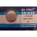 Pila Unidad Cr1632 3v Pc Lithium Cell Gd Sl Equiprog