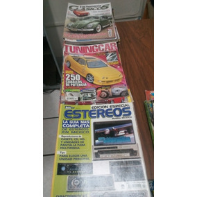 Colección Revistas Vochomania Audicar Mundovw Tuningcar Gti