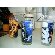 Star Wars Vasos De Cristal Edicion Especial