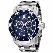 Relógio Invicta Pro Diver 0070 Top Original Completo Barato