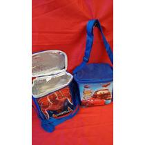 Lunchera Morral Infantil Térmico Conservadora De Frio /calor