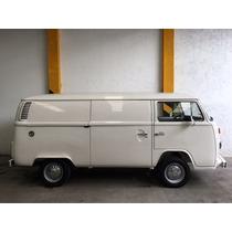 Volkswagen Combi Panel 1986