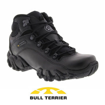 Bota Bull Terrier Forester Couro Natural +nfs +cores +brinde