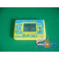 Mini Game Casio Cg-114 - Squirrel E Raccon
