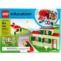 Lego City 9386 Kit De Portas, Janelas E Telhados, Novo!