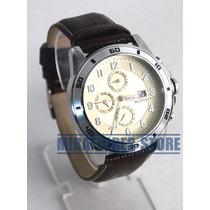 Reloj Tommy Hilfiger 1790739 Correa Marrón Para Caballero