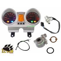 Kit Com Painel + Sensor + Caracol + Cabo Cbx 250 Twister
