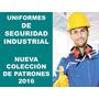 Patrones De Braga Industrial Uniforme De Seguridad