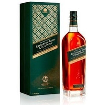 Whisky Johnnie Walker Explorers The Gold Route 1 Litro