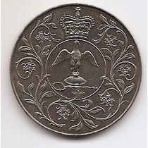Inglaterra, Moeda De 25 New Pence, 1977, Ni - Elizabeth Ii -