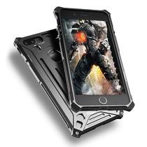 Estuche Iphone 7 Plus Aviones Parachoques Cnc Tope Aluminio