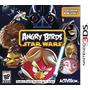 Jogo Novo Lacrado Angry Birds: Star Wars Para Nintendo 3ds